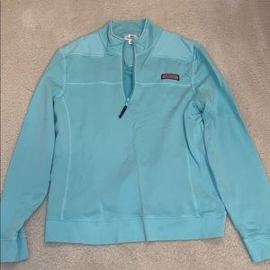 Vineyard Vines light blue Shep Shirt